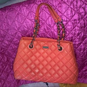 Kate spade quilted bag
